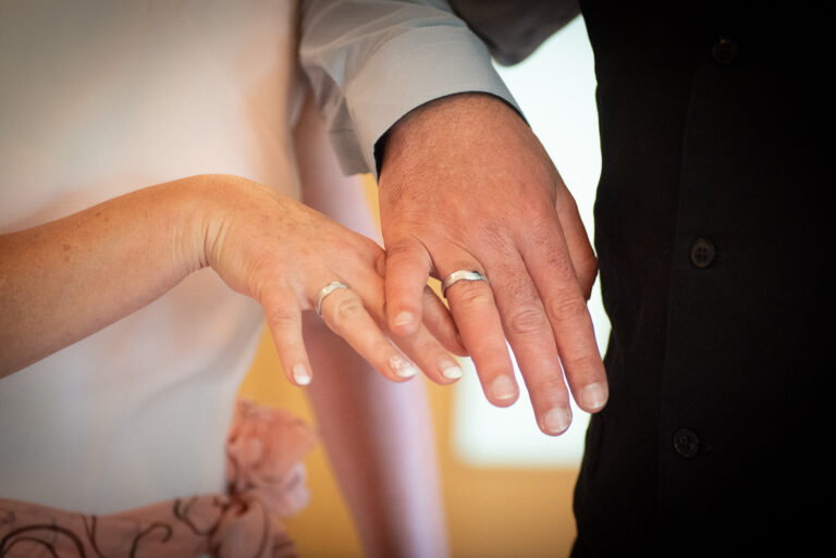Hochzeit Susanne und Günther